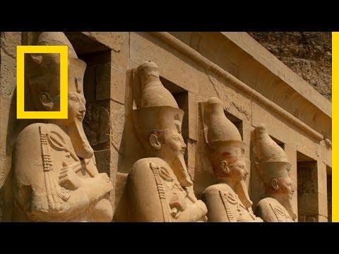 كنوز مصر المفقودة: الملكة الفرعونية المحاربة | ناشونال جيوغرافيك أبوظبي