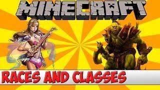 Minecraft Bukkit Plugin - Races and Classes - Tutorial