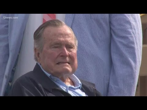 Laura Anderson - Former President George H. W. Bush has passed away at age 94