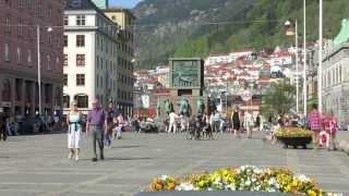 Torgallmenningen i Bergen 2013 (HD)