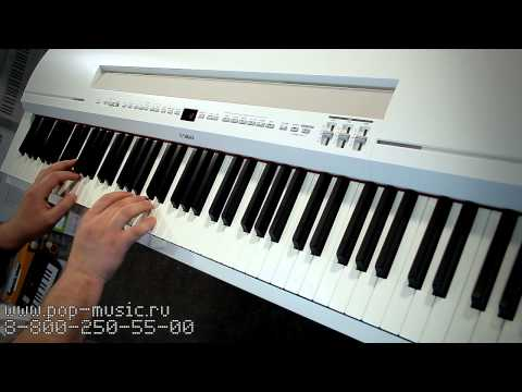 yamaha p115 v p255 comparison what piano should i buy. Black Bedroom Furniture Sets. Home Design Ideas