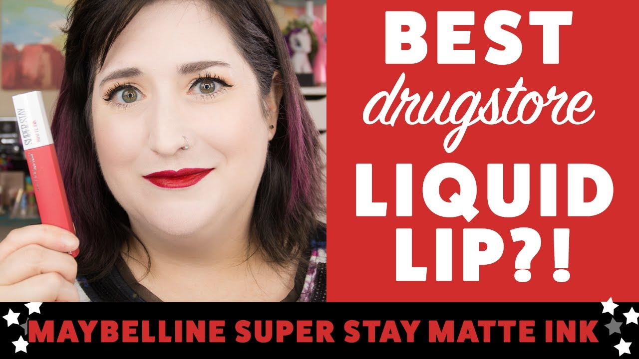 Maybelline Super Stay Matte Ink Review In 5