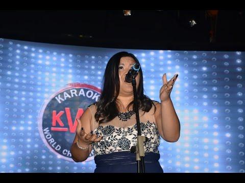 Elsaida Alerta, Canada - Karaoke World Championships 2015