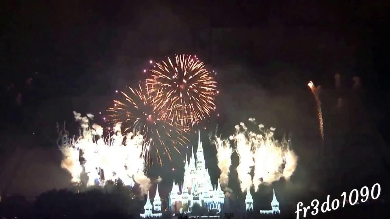 Download Firework Celebration New Year 2017 Walt Disney World Epic Amazing Orlando, Florida
