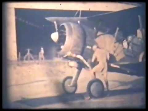 Rare ww2 film: SAAF in East- and North Africa