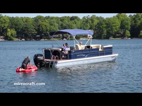 2017 Mirrocraft Boats/Montego Bay Pontoons, Midwest Outdoors commercial