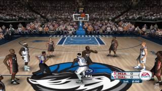NBA Live 06 GameCube Gameplay HD