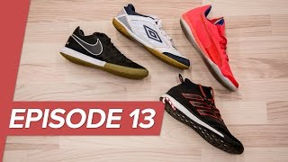 How to choose indoor shoes - Episode 13 | Christmas in Unisport 2016 with adidas Tango