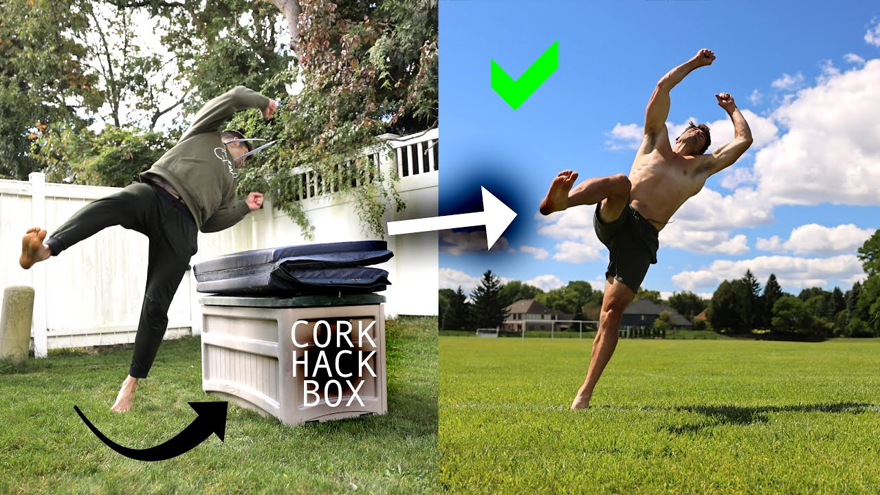 Learn How to Cork in Backyard Fast