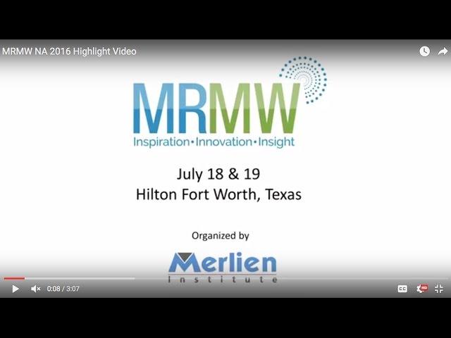 MRMW NA 2016 Highlight Video