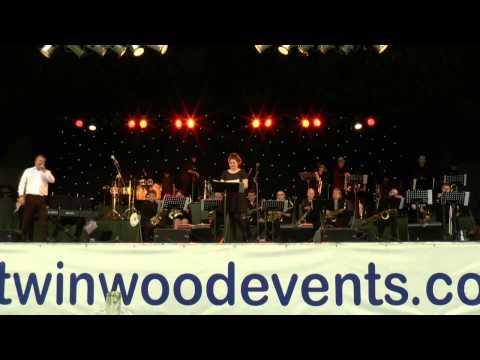 The Bedford Big Band@Twinwood Festival 2015