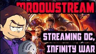 Mroowstream #3: Streaming w usłudze DC Universe, Avengers: Infinity War