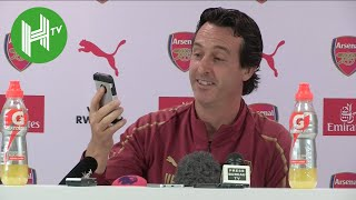 Unai Emery has made a hugely impressive start since succeeding Arsene Wenger at Arsenal