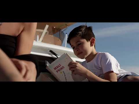 Luxury yacht charter Croatia Auriane