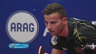 Stefan Fegerl vs Tiago Apolonia (TTBL Selected)
