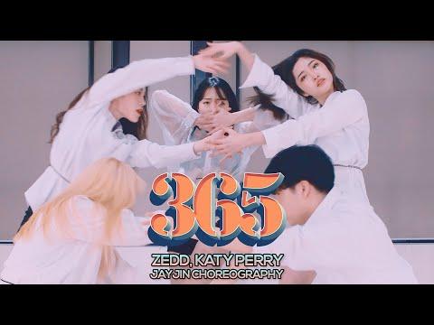 Zedd, Katy Perry - 365 : JayJin Choreography