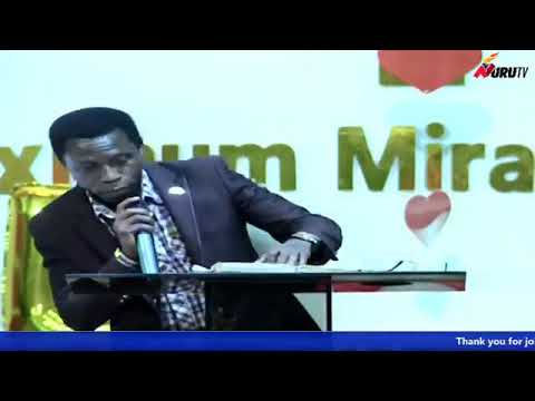 YOU WILL OVERCOME :  BSP  PIUS MUIRU SERMONS 2018