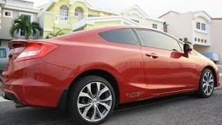 Review Honda Civic SI coupe 2012 - Español