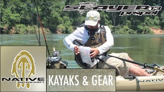 New Slayer Fishing Kayak Accessories For 2014
