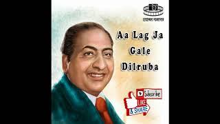 Aa Lag Ja Gale Dilruba Mohammad Rafi | Best Of Mohammad Rafi Hit Songs