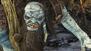 Witcher 3: Ice Giant (Hard Mode) (4K 60fps)