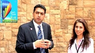 Gautam Ganglani of Right Selections with Malti