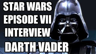 Dave Prowse Star Wars Episode 7 Darth Vader Interview