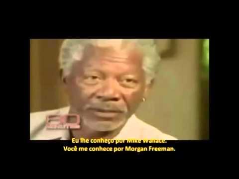 Morgan Freeman E O Racismo Consciência Negra Youtube