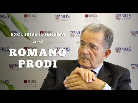 Exclusive Interview with Romano Prodi