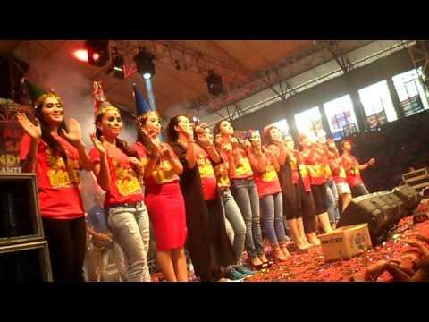 Om Telolet Om part 2 New Pallapa Temu Akrab ke 4  ALL Artis live Pati jawatengah 2016