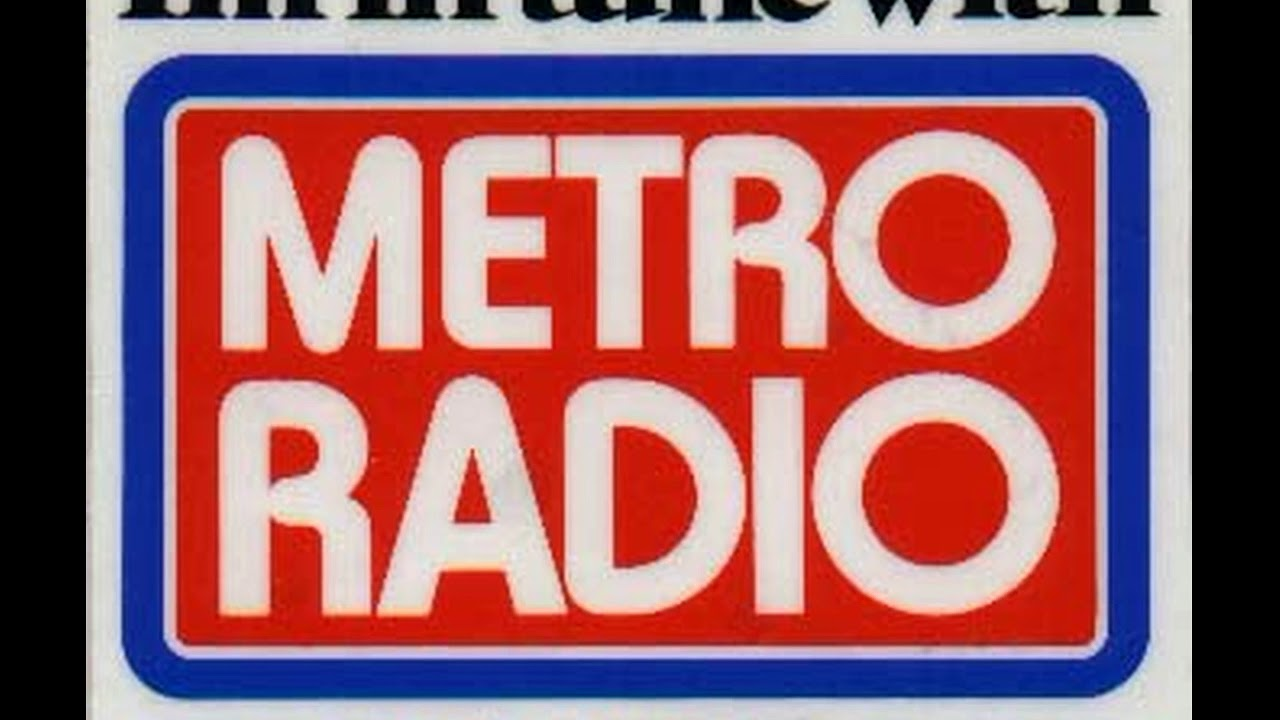 Marc Paul, Stephen Ayres, Metro Radio Newcastle Upon Tyne, UK Composite 1978-1981