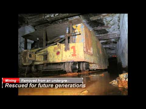 American Industrial Mining Company bringing underground above ground to you !