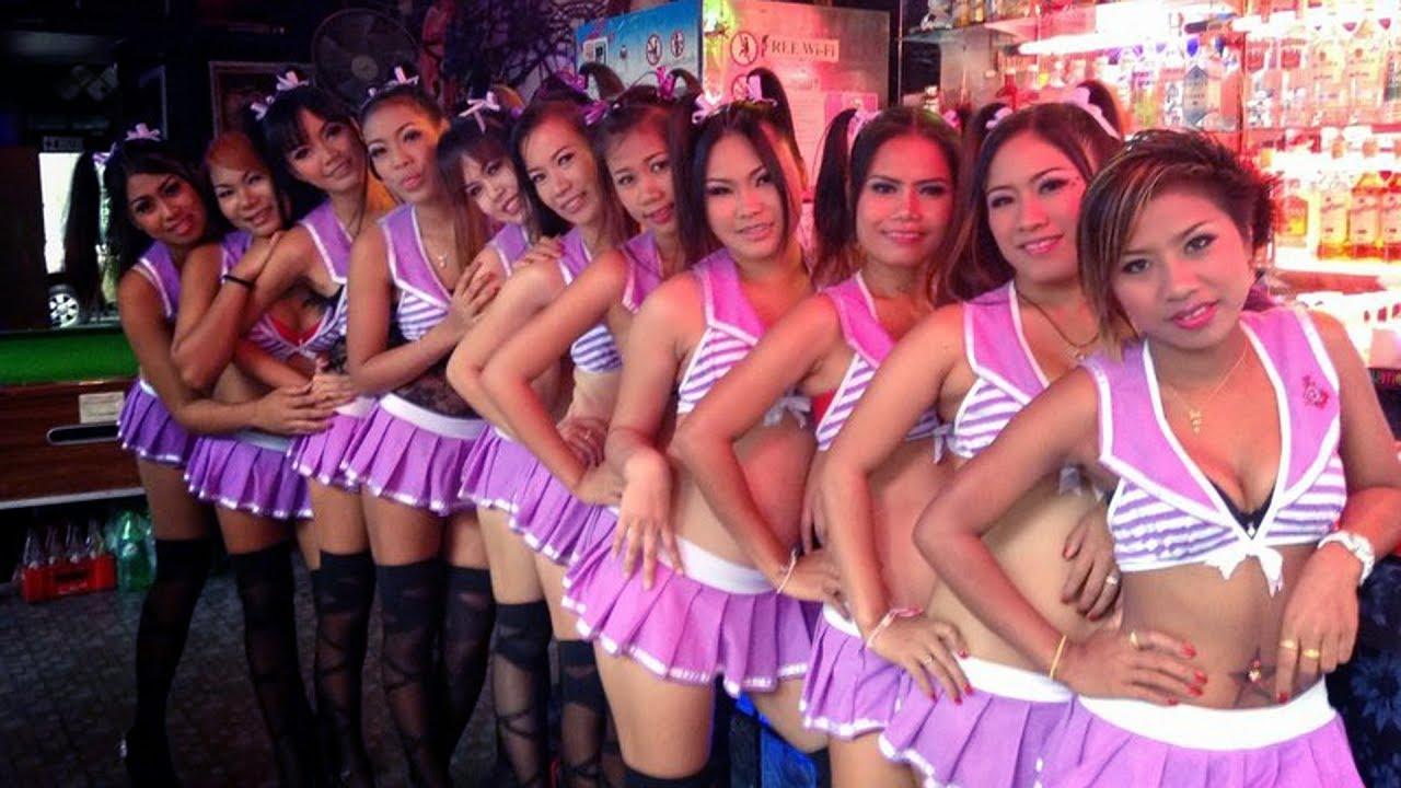 bars Thailand tranny