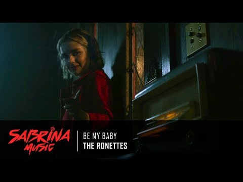 The Ronettes - Be My Baby | Sabrina 1x01 Music [HD]