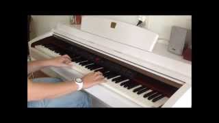 Dash Berlin, Alexander Popov ft Jonathan Mendelsohn Steal You Away (piano cover by Roelof Kruisinga)