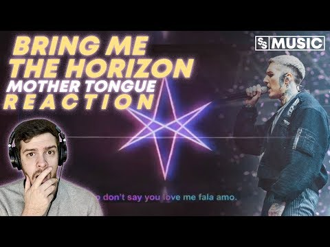 Bring Me The Horizon - mother tongue (Official Audio) | Reaction
