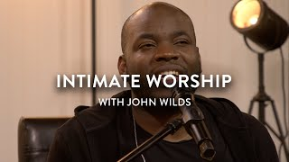 Intimate Worship | Jesus Image | John Wilds