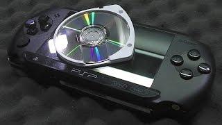 Не читает диски / Жужжит при чтении дисков. Игровая консоль Sony PSP-E1008. РЕМОНТ