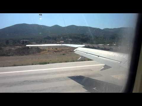 Landing in Lesbos (LGMT)