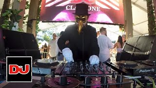 Claptone Live From DJ Mag's Pool Party in Miami 2018 Video