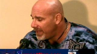goldberg reveals why i quit wrestling