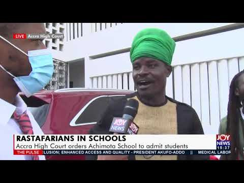 Accra High Court orders Achimota School to admit students - The Pulse on Joy News (31-5-21)