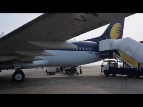 Trip Report : Jet Airways | Kolkata to Mumbai | 9W618 | Economy | CCU - BOM