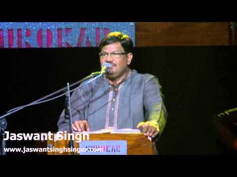 Main Nazar Se Pee Raha Hun - Jaswant Singh Ghazal