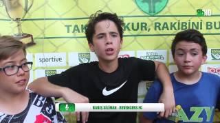Revengers Fc(Barış Siliman) Röportaj / İZMİR / iddaa Rakipbul Ligi 2015 Açılış Sezonu