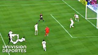 Los 10 mejores goles en la historia de la Copa Oro