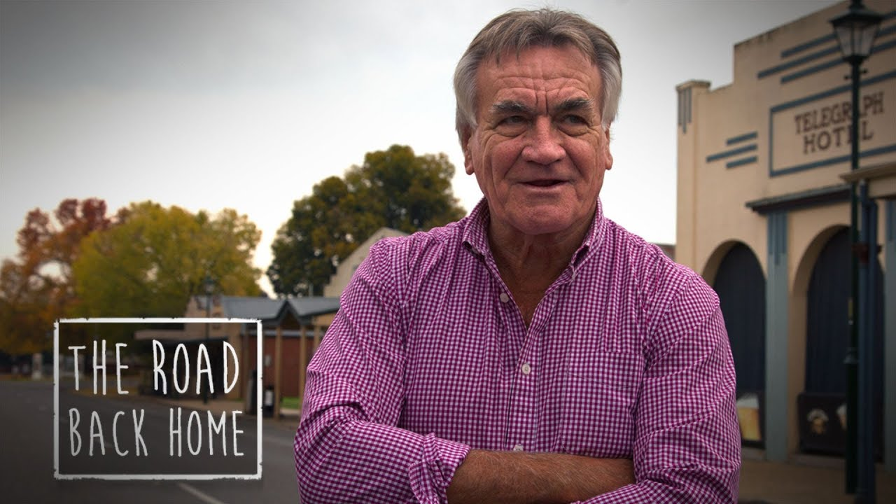 The Road Back Home - Barrie Cassidy: Chiltern, NSW