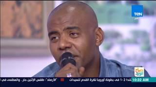 صباح الورد - حوار خاص مع المطرب الشاب أحمد مصطفى