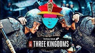 Total War: THREE KINGDOMS #6: LƯU DŨNG CHÍNH THỨC LÀM VUA !!! Cục diện Tam Quốc bắt đầu !!!