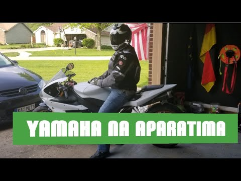 Kamion King - Yamaha proradila ili ne?